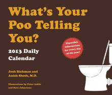 What's Your Poo Telling You? av Anish Sheth (Kalender)