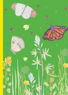 Butterfly Fields Eco-journal av Jill Bliss (Notatblokk)