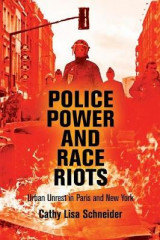 Omslag - Police Power and Race Riots