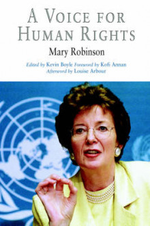 A Voice for Human Rights av Mary Robinson (Innbundet)