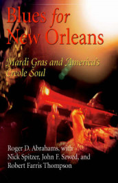 Blues for New Orleans av Roger D. Abrahams (Innbundet)