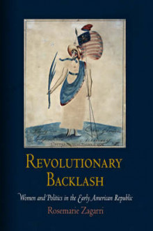Revolutionary Backlash av Rosemarie Zagarri (Innbundet)