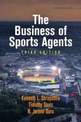Omslag - The Business of Sports Agents