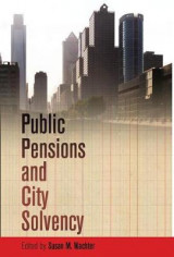 Omslag - Public Pensions and City Solvency