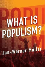 Omslag - What Is Populism?