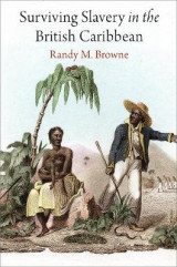 Omslag - Surviving Slavery in the British Caribbean