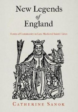 Omslag - New Legends of England