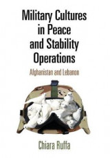 Omslag - Military Cultures in Peace and Stability Operations