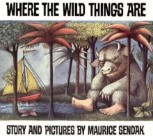 Where the Wild Things Are av Maurice Sendak (Innbundet)