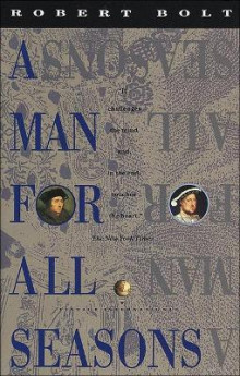 A Man for All Seasons av Robert Bolt (Innbundet)