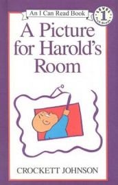 A Picture for Harold's Room av Crockett Johnson (Innbundet)