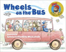 Wheels on the Bus av Raffi (Innbundet)