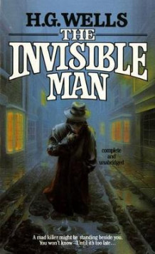 Invisible Man av H G Wells (Heftet)