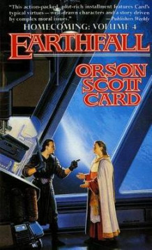 Earthfall av Orson Scott Card (Heftet)