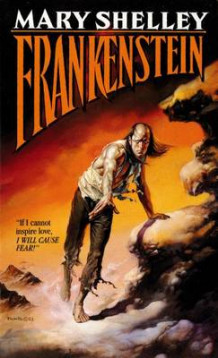 Frankenstein: Tor Edition av Mary Wollstonecraft Shelley (Heftet)