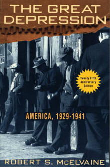 The Great Depression av Robert S. McElvaine (Heftet)