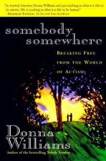 Somebody Somewhere av Donna Williams (Heftet)