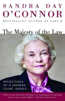 The Majesty of the Law av Sandra Day O'connor (Heftet)