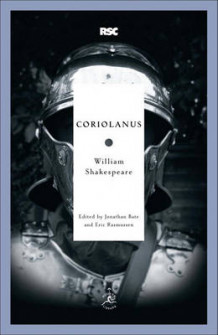 Coriolanus av William Shakespeare (Heftet)