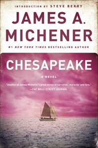 Chesapeake av James A. Michener (Heftet)