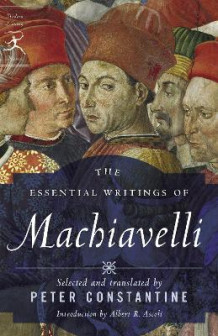 Essential Writings of Machiavelli av Niccolo Machiavelli (Heftet)