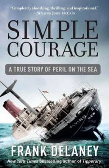 Simple Courage av Frank DeLaney (Heftet)