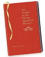 Omslag - The Gospel of the Flying Spaghetti Monster