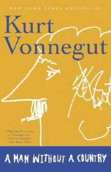 A man without a country av Kurt Vonnegut (Heftet)