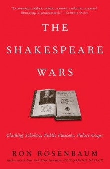 The Shakespeare Wars av Ron Rosenbaum (Heftet)