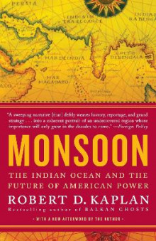 Monsoon av Robert D Kaplan (Heftet)