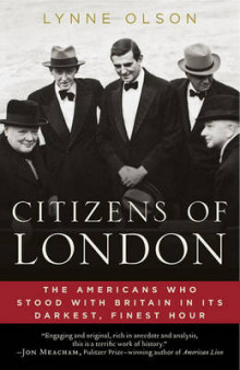 Citizens of London av Lynne Olson (Heftet)