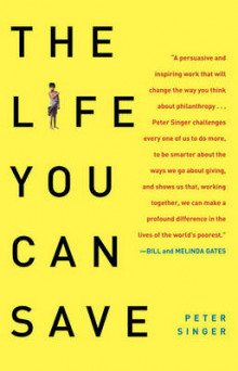 The Life You Can Save av Professor Peter Singer (Heftet)