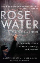 Rosewater (Movie Tie-In Edition) av Maziar Bahari og Aimee Molloy (Heftet)