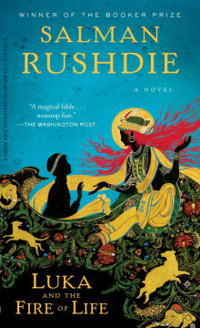 Luka and the fire of life av Salman Rushdie (Heftet)