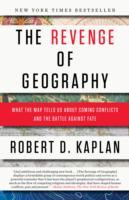 The Revenge of Geography av Robert D. Kaplan (Heftet)