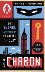 Omslag - The Amazing Adventures of Kavalier & Clay