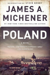 Poland av James A Michener (Heftet)