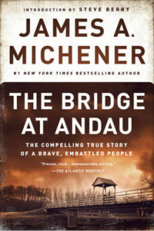 The Bridge at Andau av James A. Michener (Heftet)