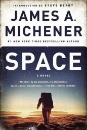 Space av James A Michener (Heftet)
