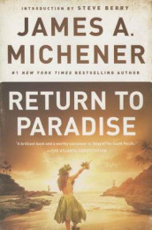 Return to Paradise av James A Michener (Heftet)