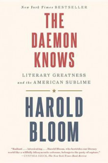 The Daemon Knows av Harold Bloom (Heftet)