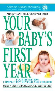 Your Baby's First Year av American Academy of Pediatrics (Heftet)