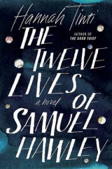 Omslag - The Twelve Lives of Samuel Hawley