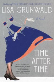 Time After Time av Lisa Grunwald (Innbundet)