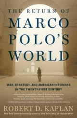 Omslag - The return of Marco Polo's world