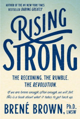 Omslag - Rising strong - the reckoning. the rumble. the revolution.