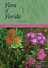 Omslag - Flora of Florida, Volume V