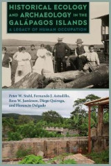 Omslag - Historical Ecology and Archaeology in the Galapagos Islands