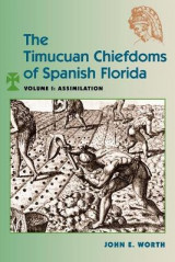 Omslag - The Timucuan Chiefdoms of Spanish Florida