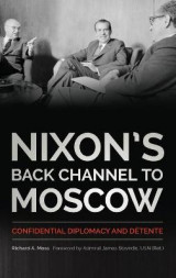 Omslag - Nixon's Back Channel to Moscow